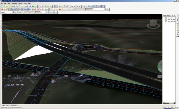 CIvil and Point Cloud