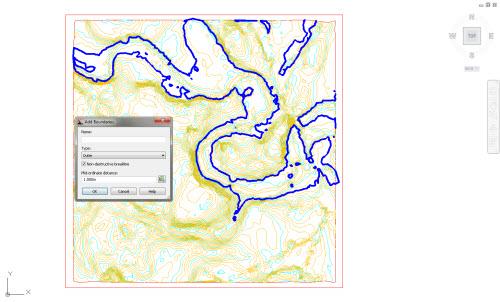 Floodline 9 - outer boundary