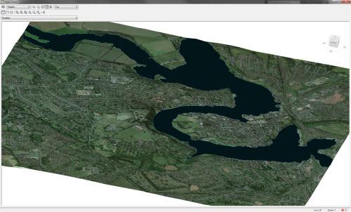 Floodline 10 - visualisation