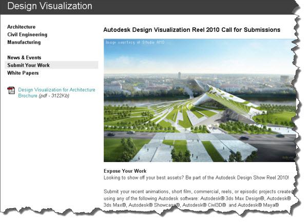 DesignVis Competition 2010