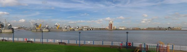 Thames Barrier strip image