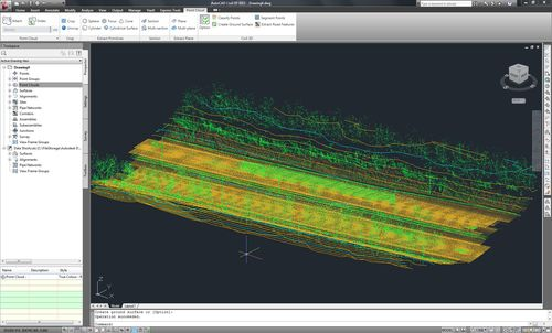 Topcon Resultant from Ground Filter Tool