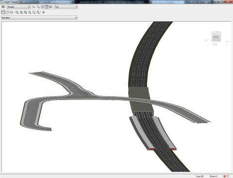 Civil 3D - Corridor Solids in Object Viewer