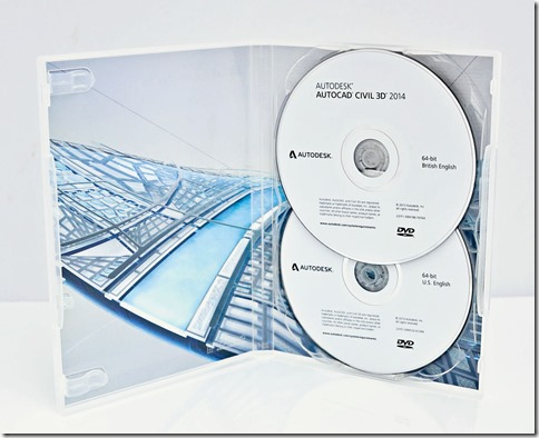 AutoCAD Civil 3D Inside DVD