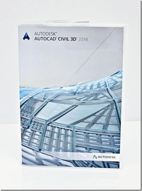 AutoCAD Civil 3D 2014 Front Cover